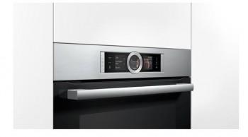 Bosch Einbau Backofen mit Dampffunktion Edelstahl CSG636BS3