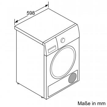 Bosch Exclusiv Wärmepumpen-Trockner WTX87K90