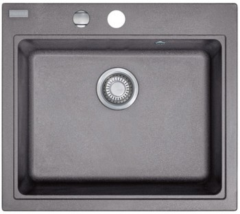 Franke MRG 610-58 584x520mm steingrau +Siebkorb 114.0083.247