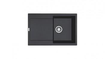 Franke MRG 611 780x500mm onyx + Siebkorb 114.0176.603