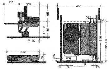 Storex Ritter MultiSchneider 3 Typ AES 62 rechts  geführt 1111062