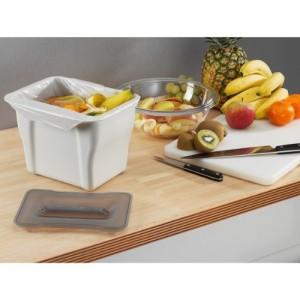 Wesco Multifunktions Kitchen Box Abfalleimer 5 Liter