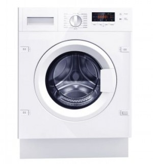 Amica Waschmaschine einbau weiß EWA 34657 W