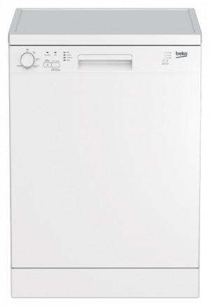 Beko Geschirrspüler freistehend DFN05310W