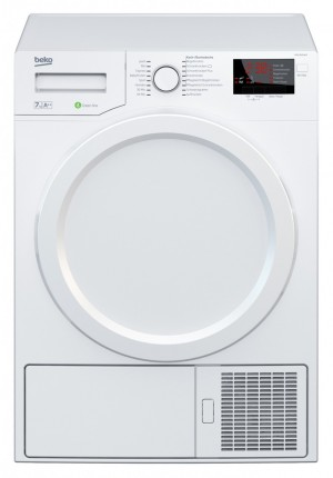 Beko Kondenstrockner mit Wärmepumpentechnologie DPS 7405 W3