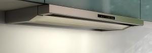 Berbel Einbauhaube Firstline Touch BEH 90 FLT Edelstahl 90 cm 1003448 5 Jahre Garantie