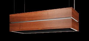 Berbel Deckenlifthaube Skyline Edge BDL 95 SKE-I Unterschale Glas schwarz 1050179  inkl. 5 Jahre Garantie