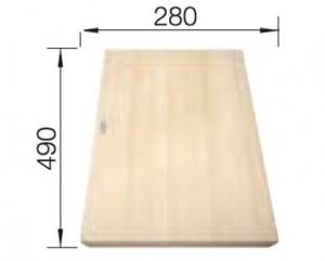 Blanco  Holzschneidebrett 235844