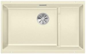 Blanco Granitspüle aus SILGRANIT® PuraDur® SUBLINE 700-U Level jasmin 523457