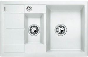Blanco Blancometra 6 S Compact Silgranit weiß 513468