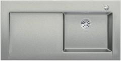 Blanco Silgranitspüle MODEX-M 60 Be. rechts perlgrau 523649