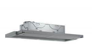 Bosch Flachschirmhaube 90 cm Silbermetallic DFL094A51