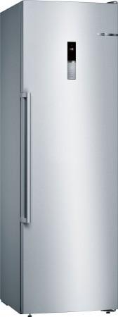 Bosch Stand Gefrierschrank Türen Edelstahl mit Anti-Fingerprint NoFrost GSN36BI3P