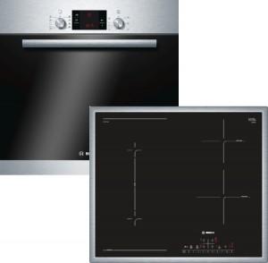 Bosch Backofen-Set HBD31PC51 best. aus HBA33B150+PVS645FB1E