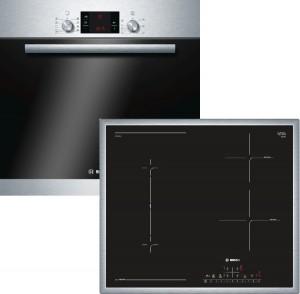 Bosch Backofen-Set HBD38PC51 best. aus HBA33B150+PVS845FB1E