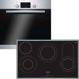 Bosch Herdset HBD38PS51 best. aus HBA33B150 und PKC845FP1D
