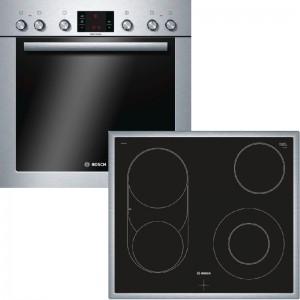 Bosch Herdset HND33MM50 best. aus: HEG33U350 + NKM645GA1E