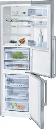Bosch Kühl-/Gefrier-Kombination Türen Edelstahl mit Anti-Fingerprint KGF39PI45