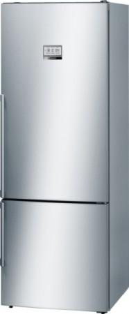 Bosch Kühl-/Gefrier-Kombination Edelstahl KGF56HI40 best. KGF56PI40 + KSZ10HC00