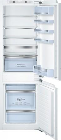 Bosch Einbau-Kühl-/Gefrier-Kombination Flachscharnier KIN86AF30 EEK: A++