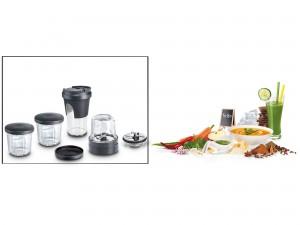Bosch Multi-Zerkleinerer-Set TastyMoments 5-in-1 für MUMX, MUM5, MUM4 MUZ45XTM1