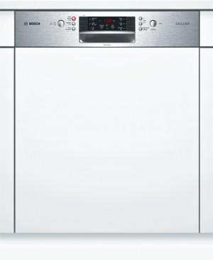 Bosch Geschirrspüler Exclusiv Silence Plus Edelstahl SMI46IS04D