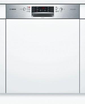 Bosch Geschirrspüler PerfectDry Integrierbar Edelstahl SMI46MS03D