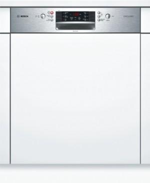 Bosch Geschirrspüler Integrierbar Edelstahl SMI46TS00D
