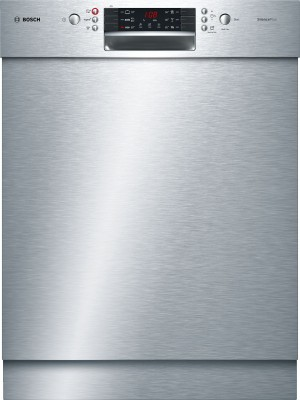Bosch Geschirrspüler 60cm Unterbaugerät Edelstahl SMU46CS01E