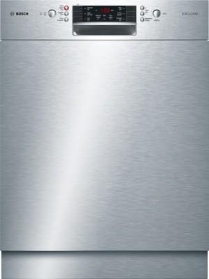 Bosch Geschirrspüler Silence Plus Unterbau Edelstahl SMU46GS00D