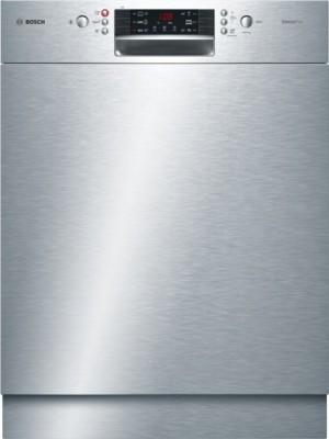 Bosch Geschirrspüler Silence Plus Unterbau Edelstahl SMU46GS01E