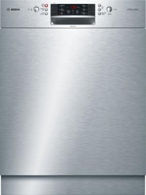 Bosch Geschirrspüler Silence Unterbau Edelstahl SMU46IS00D