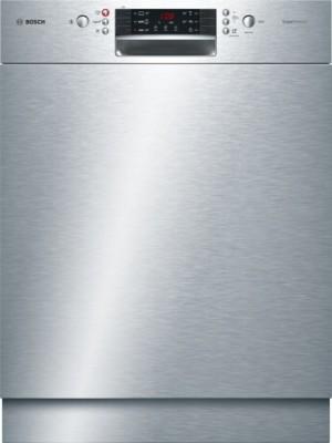 Bosch Geschirrspüler SuperSilence Unterbau Edelstahl SMU46IS03E