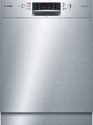 Bosch Geschirrspüler Silence Plus Unterbau Edelstahl SMU46IS04D