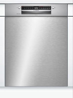 Bosch Exclusiv Unterbau-Geschirrspüler Edelstahl 60cm SMU4HBS01D