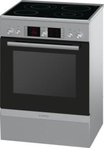 Bosch Elektro-Standherd/Glasker.-Kochfeld,Edelst. HCA854450