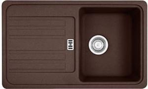 Franke EFG 614-78 780x475mm chocolate 114.0197.599