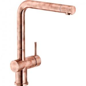 Franke Armatur Active Plus Festauslauf Copper 115.0546.115