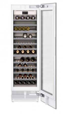 Gaggenau Vario Weinklimaschrank Serie 400 Voll integrierbar, mit Glastür Nischenbreite 61 cm, Nischenhöhe 213.4 cm RW 466 364