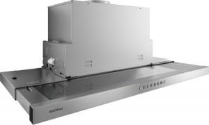 Gaggenau Flachschirmhaube Edelstahl-Griffleiste Abluft-/Umluftbetrieb 90 cm AF210191