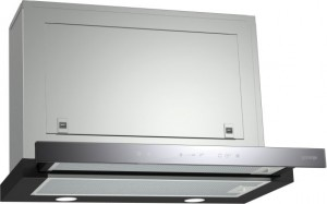 Gorenje Flachschirmhaube 60cm BHP643A5BG