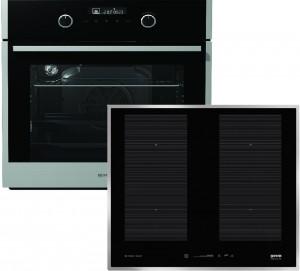 Gorenje Herdset BlackPepperA03 best. BO647A20XG + IS656X
