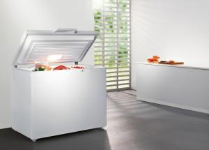 Liebherr Gefriertruhe Premium mit StopFrost und SoftSystem GTP 2356-23