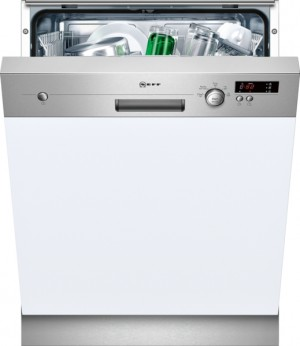 Neff Geschirrspüler Edelstahl GI 2500 AN S411A50S0E