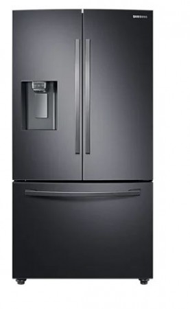 Samsung French Door Premium Black Steel RF23R62E3B1/EG