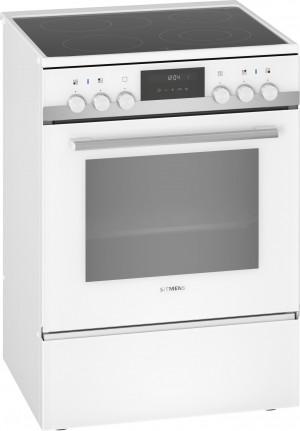 Siemens Elektroherd freistehend weiß HK9S5A220