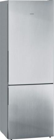 Siemens iQ300, Freistehende Kühl-Gefrier-Kombination mit Gefrierbereich unten, inox-antifingerprint KG49EVI4A