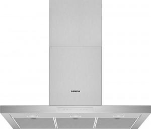 Siemens Wand-Esse 90 cm Edelstahl iQ500 LC97BCP50