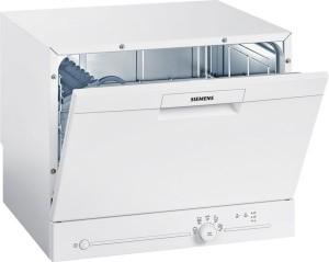 Siemens Compact-Geschirrspüler Auftischgerät weiß SK25E203EU