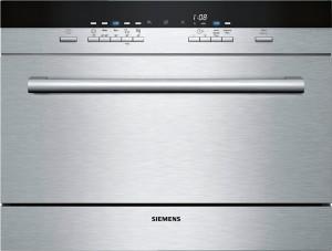Siemens Modular-Geschirrspüler 45cm Edelstahl SK75M521EU